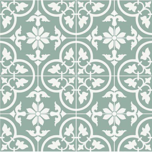 Italy #29 grønn/hvit